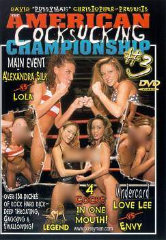 American Cocksucking Championship 3