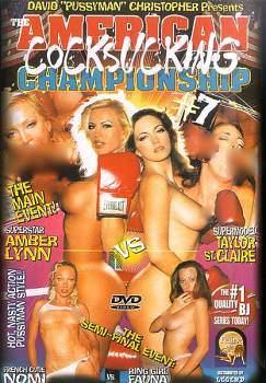 American Cocksucking Championship 7