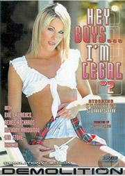 Hey Boys I Am Legal 2