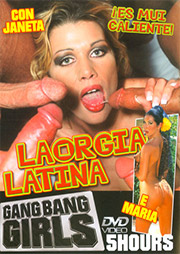 Latino Gang Bang