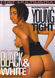 Young Tight Black And White 7